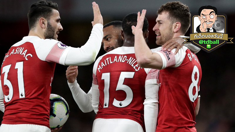 tdball-Arsenal –Newcastle