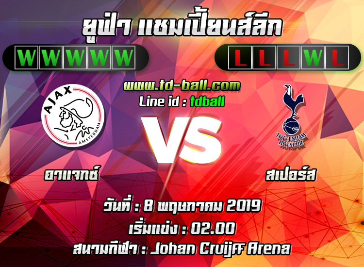 tdball-Ajax-vs-Tottenham