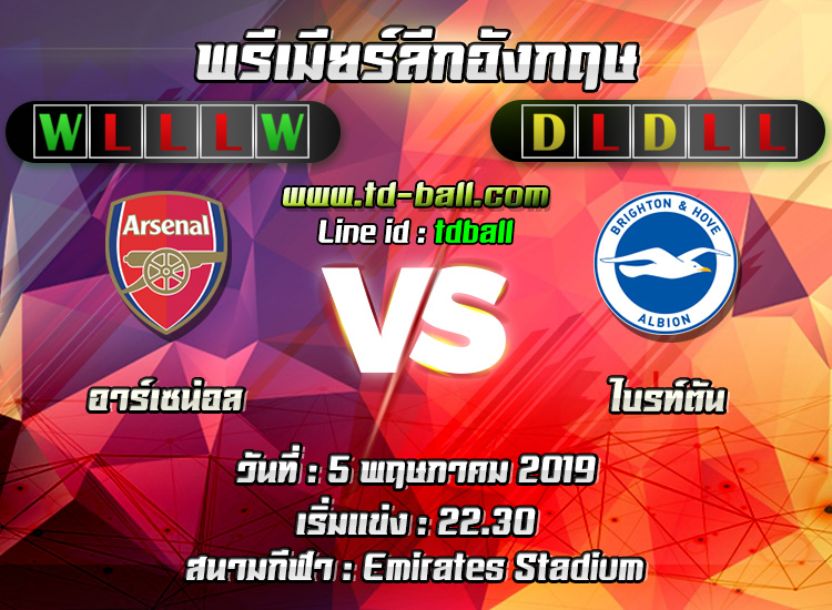 tdball-Arsenal-vs-Brighton