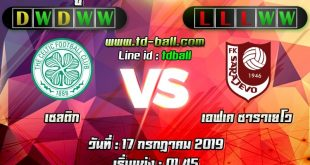 tdball-Celtic-vs-FKSarajevo